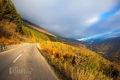 mountain road 4 (azem) Tags: road mountain nature canon landscape eos transportation kosova kosovo 5d balkans markii