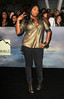 Shar Jackson at the premiere of 'The Twilight Saga: Breaking Dawn - Part 2' at Nokia Theatre L.A. Live. Los Angeles, California