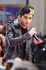 Zayn Malik 'One Direction' performing live on the 'Today' show in New York City New York, USA