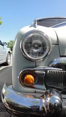 1956 Vauxhall Velox (RS 1990) Tags: november car vintage parking shoppingcentre adelaide 1956 southaustralia 2012 vauxhall velox goldengrovevillage