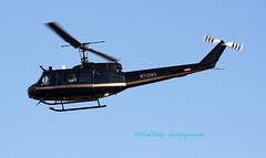 N72593 (dcspotter) Tags: bell military huey government bof uh1 uh1h uscustomsandborderprotection customsandborderprotection n72593