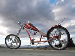 05winlrb_hellsbelle_01z (The bike guy !) Tags: beach andy bike bicycle chopper long low wheels style andrew cycle custom rider cruiser recumbent switchblade billet cycles wirral easyrider merseyside heswall recumbents nirve kinlan