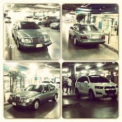 เบนซ์ 6X-6688 จอดในที่ห้ามจอด หน้าประตูเข้าห้าง กีดขวางรถที่จะเข้าออกตามกฎ .. SUV ฆX-7043 เด็กมหาลัยกลุ่มหนึ่ง จอดช่องผู้พิการ !!!