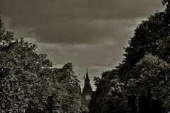 London (soujouko) Tags: greatbritain england london clock westminster housesofparliament bigben spire towerofwestminster