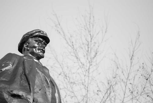 Lenin waits