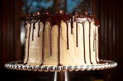 327/365 - Chocolate Coffee Cake