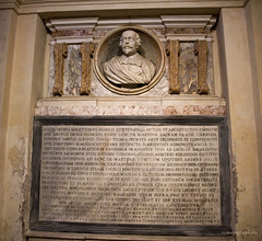 """Tomb of Pietro da Cortona • <a style=""""font-size:0.8em;"""" href=""""http://www.flickr.com/photos/89679026@N00/8210953927/"""" target=""""_blank"""">View on Flickr</a>"""