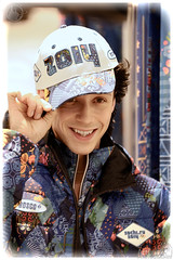 Rise and Shine - Johnny Weir (Guide, driver and photographer in Moscow, Russia) Tags: russia moscow bosco rus johnnyweir