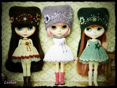 New Sets for Blythe -Availables-