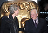 Sir David Jason and guest British Academy Children's Awards London