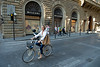 Florence Firenza Cycle Chic (Mikael Colville-Andersen) Tags: italien italy bike bicycle cycling florence italia style bicicleta bici firenza chic fahrrad vélo cyclechic
