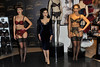 Dita Von Teese launches her Von Follies lingerie range at Debenhams