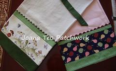 ... AvenTais ... (Joana Teo - Artesanato & Patchwork) Tags: patchwork avental kitdecozinha aventaldepatchwork joanateopatchwork joanateo joanapatchwork