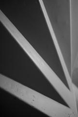 Gradient  334-366 #3 (Samyra Serin) Tags: blackandwhite france stairs 50mm europe pentax gimp potd drago 2012 year3 valdemarne aphotoaday spiralstair alfortville day334 circularstairs project365 fattal qtpfsgui samyras pentaxasmc50mmf17 k200d mantiuk06 shuttercal reinhard05 day1064 luminancehdr stairaholic mantiuk08 samyraserin samyra008 noscreenchallenge