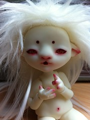 Let me tell you something (Skimo) Tags: tiny bjd menthe chimres tendres