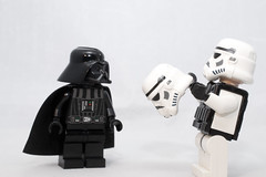 "#337/366 (bobsfever) Tags: toys star nikon funny with mini clones stormtrooper figures challenge ""mini wars"" toys"" ""bad ""robert set"" ""fun ass"" ""star ""plastic ""funny ""lego figures"" d3100 3662012 stormtrooper"" mcgoldrick"" bobsfever"