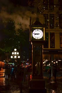 Gastown Steam Clock