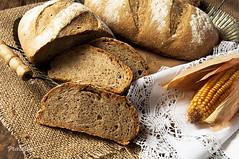 Pan de cebada y centeno con levadura natural (Frabisa) Tags: barley bread pain rye pan lorge centeno cebada leaven levaduranatural frabisa leseigle «levain»