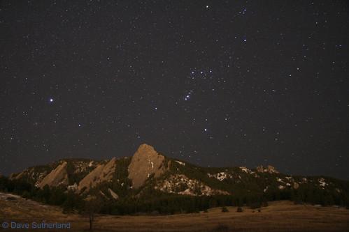 Photo - Winter Stars