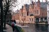 Bruges, by m. muraskin-belgium (m. muraskin) Tags: belgium flanders riverdijver brruges