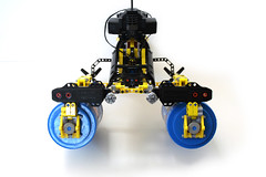 5 (vmln8r) Tags: boat control lego floating device technic remote