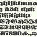 Old Hamcherry Blackletter