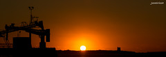 Sunshine (Joseeivissa 2.0) Tags: sun seascape sol sunrise landscape la muelle canal nikon torre amanecer ibiza es eivissa scape d800 codolar carregadors saliner joseeivissa joseeivissafotosgmailcom