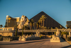 Luxor Hotel and Casino (HDR)