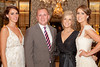 Cian O Broin, GM Hotel Meyrick, MC Marietta Doran and Catwalk Agency Models Eithne Farrell and Mary Lee pictured at An Evening of Timeless Elegance at Hotel Meyrick. Photo Martina Regan