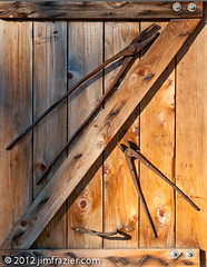 Barn Tools (Jim Frazier) Tags: door wood old november light usa brown detail lines metal wall barn rural buildings wooden hardware illinois iron pov farm steel interior farming wroughtiron structures angles craft sunny dupage tools symmetry il equipment study hanging americana symmetrical aged forestpreserve agriculture winfield pastoral stable preserve perpendicular planks centered magichour pincers q3 goldenhour agricultural bucolic 2012 workmanship craftmanship diagonals ruleofthirds leadinglines headon verticallines dupagecounty centralperspective klinecreekfarm forestpreservedistrictofdupagecounty lddecember jimfraziercom ld2012 wmembed 20121124klinestcharles