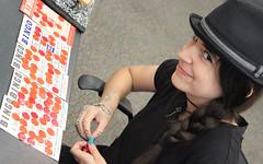 Kaitlyn (ACPL) Tags: fortwaynein acpl allencountypubliclibrary georgetown geo teenthursday bingo
