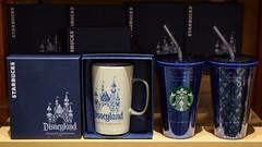 Disneyland Visit - 2016-07-17 - DTD - World of Disney - Starbucks DL60 Mug and Sipper (drj1828) Tags: us disneyland visit 2016 anaheim downtowndisney worldofdisney starbucks dl60 diamondanniversary
