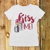Kiss me T-Shirt (Grawil Boutique) Tags: kiss tshirt womens make up lipstick kissme