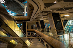 Baku Airport (Laszlo Horvath 1M+ views tx :)) Tags: airport baku azerbaijan colors building