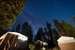 CA-CO (10 of 60) (codywellons) Tags: sequoia national park california nature kings canyon night stars mliky way tent cabins a7ii