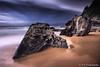 Night Beach (renatonovi1) Tags: night beach turimetta sydney australia sea ocean landscape seascape