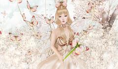 Butterflies (Gaby Marshdevil ~ BUSY IRL) Tags: sl tsg cute fgc kawaii gacha moonamore due