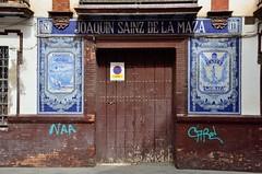 2016 04 29 131 Seville (Mark Baker, photoboxgallery.com/markbaker) Tags: 2016 andalucia april baker eu europe mark sevilla seville spain city cruz day european outdoor photo photograph picsmark santa spring union urban