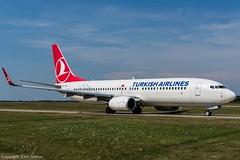Turkish Airlines TC-JHL (U. Heinze) Tags: aircraft airlines airways haj hannoverlangenhagenairporthaj eddv planespotting nikon d610 nikon28300mm