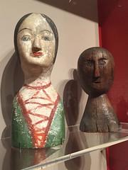 1-7 Nadelman Folk Art at NYHS (MsSusanB) Tags: nadelman nyhs milliner folkart sculpture elie viola wood modernart