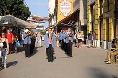 Pécs Város Napja 2016. szeptember 1. (VOKE Vasutas Művelődési Ház) Tags: pécs fellbach vasút máv voke temi fúvószene térzene menetzene széchenyi tér
