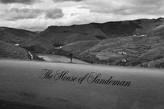 Douro 14 (gsamie) Tags: guillaumesamie gsamie canon 600d t3i portugal douro porto landscape river mountain wideangle sky clouds wine portwine grapes grapevine sandeman blackandwhite