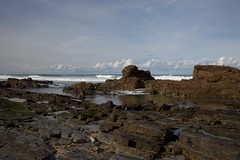 Rockpools (jack eastlake) Tags: bunga beach nsw far south coast murrah bermagui surf surfing waves bega valley rockpools rock pools geology wild beaches