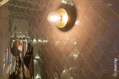 Refugio Urbano_06 (Decoratrix.com) Tags: casadecor decoración interiorismo madrid exposición 2016 pared cerámica lámpara aplique