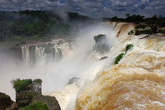 Awesome power of Iguazu Falls (Gregor  Samsa) Tags: argentina trip journey roadtrip exploration vacation holiday december river waterfall waterfalls fall falls iguazufalls iguazu iguazfalls iguaz iguassufalls iguaufalls iguau iguazuriver dramatic awesome