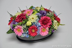 #Zijde voor de #Zomer... (floralworkshops) Tags: schaal zijde