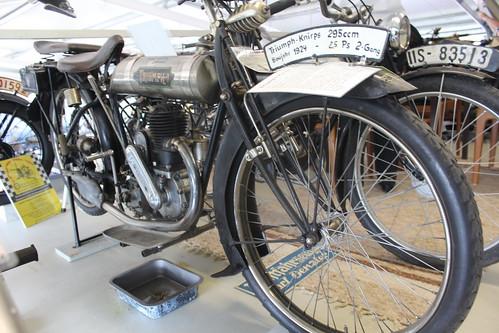 1924 Triumph Knirps