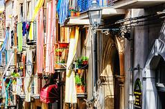 Via Vanni (Kevin R Thornton) Tags: d90 nikon travel sicily architecture 2016 italy city cefalu cefalù sicilia it