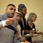 Un repas de fête avec l'association Idergane thumbnail