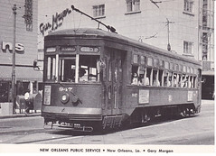 New Orleans Streetcar No. 947 (Vernon Parish Library) Tags: neworleansla streetcars